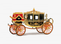 Royal Carriage, Carriage, England Coach, Luxurious Carriage PNG ...