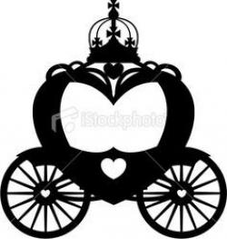 Cinderella Pumpkin Carriage Clip Art | carriage silhouette - clipart ...