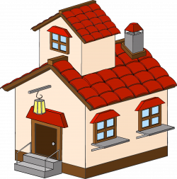 Cartoon Haunted House ClipArt Picture #45382 - Free Icons and PNG ...