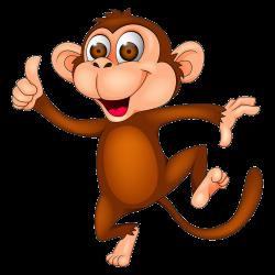 Monkey Cartoon Clip art - Cartoon monkey 5000*5000 transprent Png ...