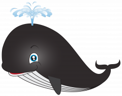 Whale Cartoon PNG Clip-Art Image | Gallery Yopriceville - High ...