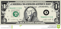 HD Cash Clipart Dollar Bill Pictures