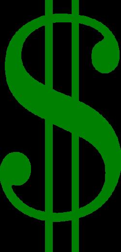 Money Symbol Clip Art at Clker.com - vector clip art online, royalty ...