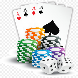 Casino token Ace Playing card Poker - Box dice png download - 1764 ...