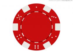 Casino Poker Chips Clipart