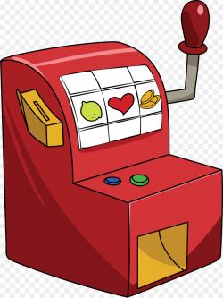Slot machine Game Casino Clip art - Slot Machine Cliparts png ...