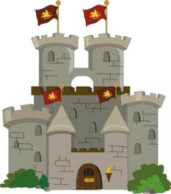 Clip Art Castle Clipart