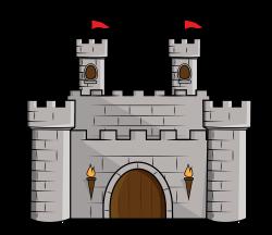 Cartoon Castle | Free Cartoon Castle Clip Art | Once upon a Mattress ...