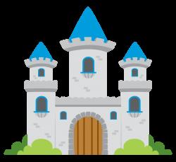 fairytale castle clipart | kraftireader