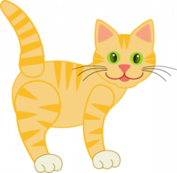 Cat Clip Art Black And White | Clipart Panda - Free Clipart Images
