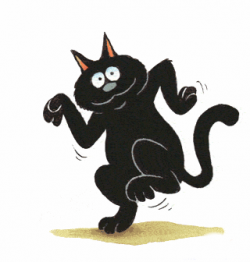 dancing cat animated gif   cat   Pinterest   Animated gif, Cat and Gifs