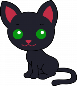 Cute Cat Clipart | Clipart Panda - Free Clipart Images