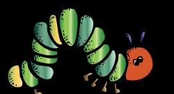 caterpillar-melonheadz-colored | Cute Clipart for my Class ...