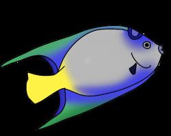 Fish Clipart - cilpart