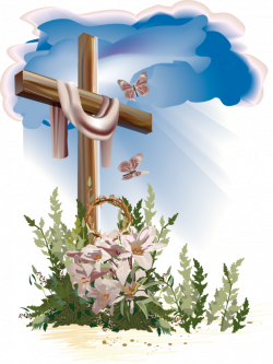 Easter Cross Resurrection Cross | St. Anthony's Roman Catholic Church