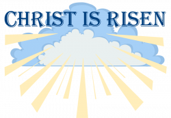Resurrection Religious Free Clipart