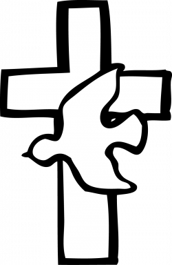 28+ Collection of White Catholic Cross Clipart | High quality, free ...