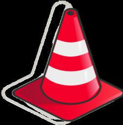 Image of Caution Clipart #6060, Road Construction Clip Art - Clipartoons