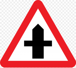 Traffic sign Priority signs Road Warning sign - Traffic Signs png ...