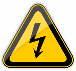 High Voltage Warning Sign PNG Clipart - Best WEB Clipart