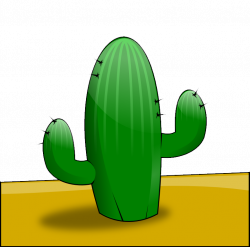 clipart of desert tree - Clipground