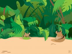 Free Jungle Scene Cliparts, Download Free Clip Art, Free Clip Art on ...