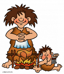 Stone Age Britain - Front Page Clipart | Ancient & World History ...