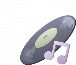 Disk Music Clip Art at Clker.com - vector clip art online, royalty ...