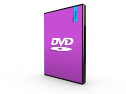3D CD, DVD, Digipak and Blu-Ray Boxes rendered Boxshot 4