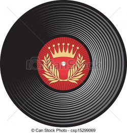 Vinyl Record Drawing at GetDrawings.com | Free for personal use ...