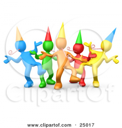 Animated Celebration Clipart
