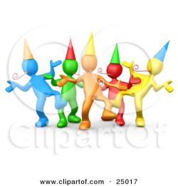 Animated Celebration Clipart