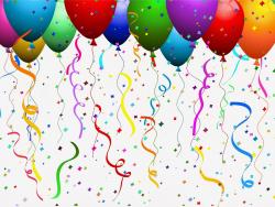 Amazing Balloons Celebration Birthday Wishes - Tierra Este | #36169