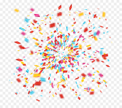 Confetti Party Clip art - Celebrate fireworks png download - 4612 ...
