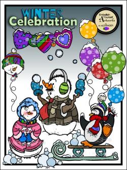 Winter Celebration clipart | Worksheets