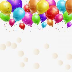 Balloon, Celebration Balloon Element, Christmas Balloon Decoration ...