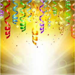 Party streamer clipart free vector download (4,659 Free vector) for ...