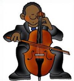 Free Cello Clipart
