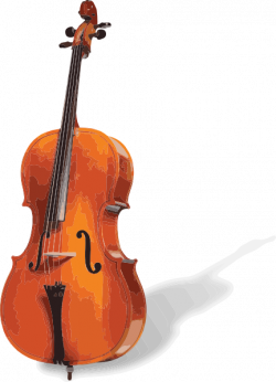 Cello Clip Art at Clker.com - vector clip art online, royalty free ...