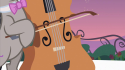 Image - Octavia playing the Cello S2E9.png | My Little Pony ...