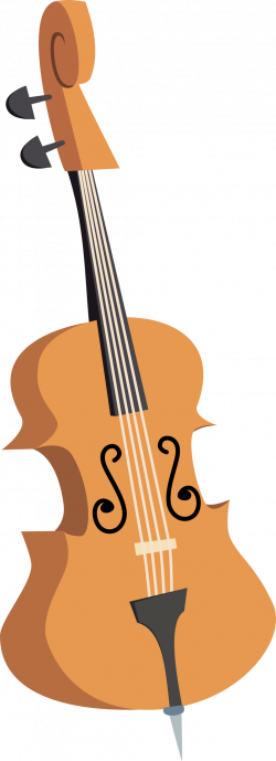 Octavia's Double Bass/Cello by Doctor-Derpy on DeviantArt