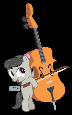 Lil' Octavia's Cello [!P] by dm29 on DeviantArt