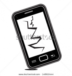 28+ Collection of Phone Screen Clipart | High quality, free cliparts ...