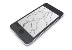 28+ Collection of Broken Cell Phone Clipart | High quality, free ...
