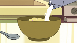 Image - S2E26 Milk pouring into a bowl of cereal.png | Star vs. the ...
