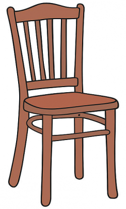 wooden chair clipart | Clipart Station