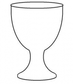 chalice and host Colouring Pages | PSR | Pinterest | Communion and ...