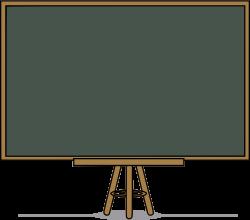 OnlineLabels Clip Art - Chalkboard