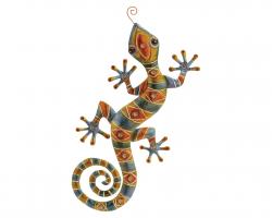 Tribal Gecko Lizard