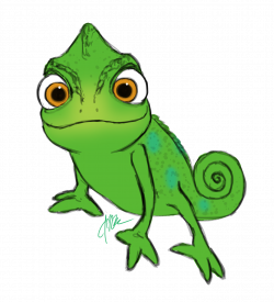 Images For > Tangled Pascal Smiling | Disney Tangled Rapunzel ...